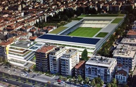 Karşıyaka Stadı'nda yine
