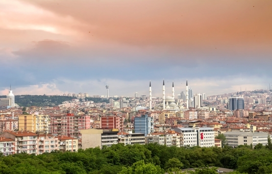 Ankara'da 28 kentsel yenileme projesinde 44 bin konut inşa edildi!