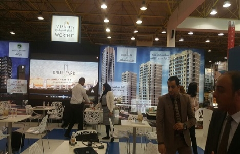Onur Park Life İstanbul, Kuveyt Fuarı'nda büyük ilgi gördü!