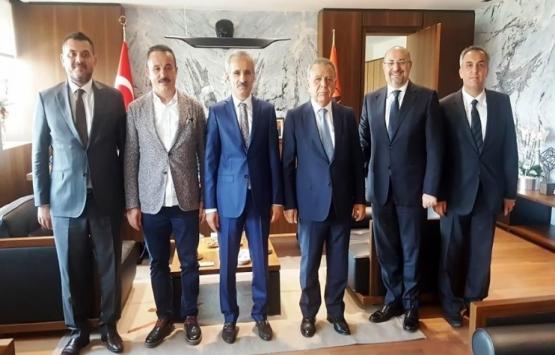 Aziz Kocaoğlu'ndan Ankara