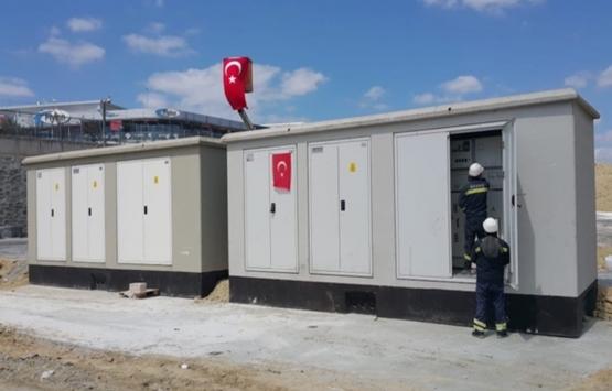 Atatürk Havalimanı'nda inşa edilen sahra hastanesinin enerjisi Trafo1920'den!
