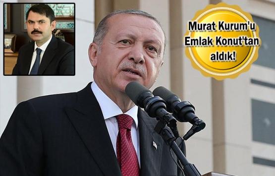 Cumhurbaşkanı Erdoğan'dan Murat