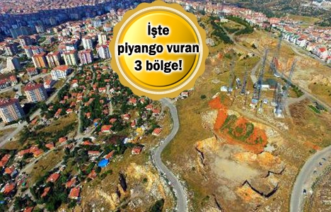 Ankara Büyükşehir'den 3 yeni kentsel dönüşüm projesi!