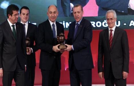 Müteahhitler Birliği Yurt Dışı Müteahhitlik Hizmetleri Ödül Töreni gerçekleşti!