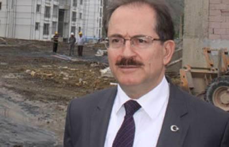 Ahmet Haluk Karabel Niğde'de TOKİ projelerini inceledi!