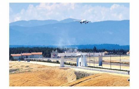 Kastamonu Havalimanı yarın