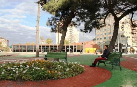 Eskişehir İstasyon Meydanı
