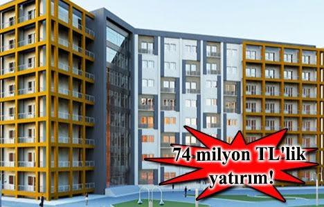 Atatürk Öğrenci Yurdu Eylül'de açılacak!