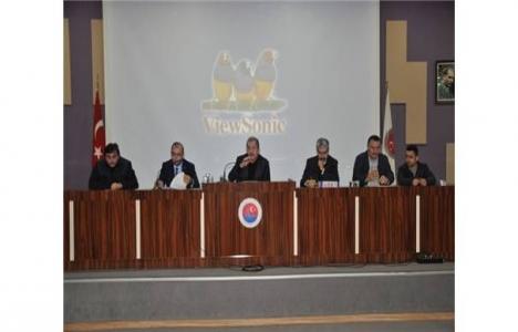 Karabük Belediye Meclisi'nde imar komisyonu raporları kabul edildi!