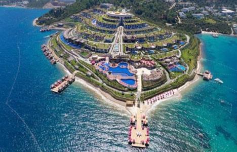 Bodrum Golden Savoy otelini Dubai Emiri işletecek!
