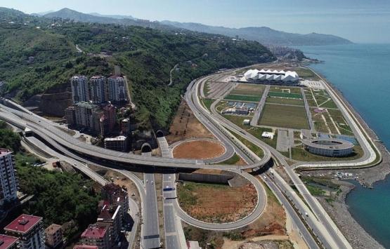 Trabzon'a 9,2 milyar liralık ulaşım yatırımı!
