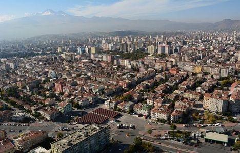 Kayseri'de 4,6 milyon