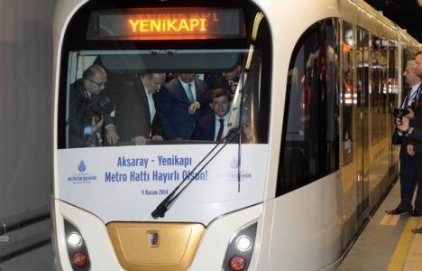 Yenikapı-İncirli metro hattı