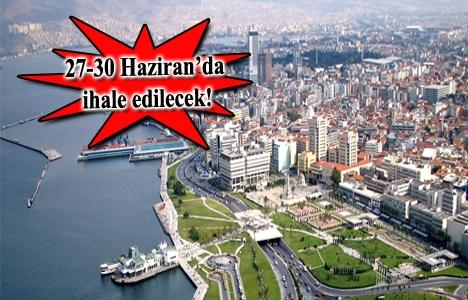 İzmir Defterdarlığı'ndan 35 milyon 357 bin TL'ye satılık 4 gayrimenkul!