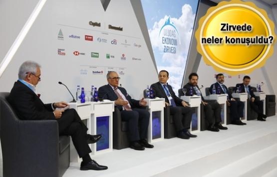 Uludağ Ekonomi Zirvesi'nde Gayrimenkulün Geleceği tartışıldı!