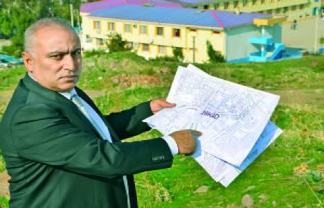 Ali Talak: Balatçık'a kapalı pazaryeri ve sosyal tesis inşa edeceğiz!