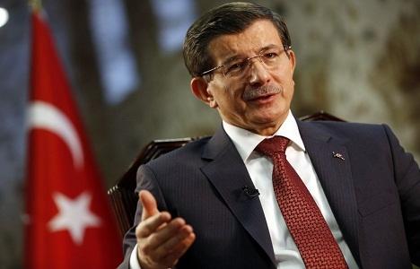 İşte Ahmet Davutoğlu'nun