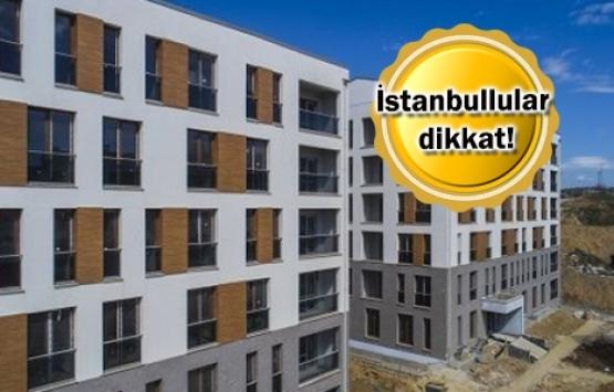 TOKİ'den İstanbul'a 958 yeni konut!