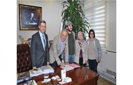 İzmir Ödemiş OSB'de ilk inşaat ruhsatı verildi!