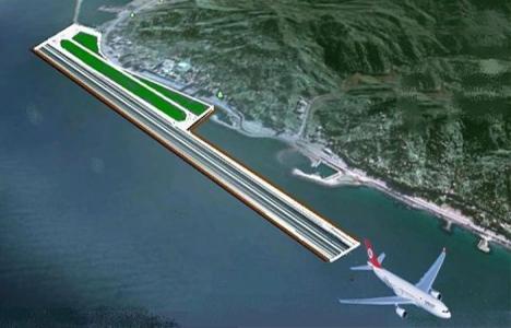 İşte Rize- Artvin Havalimanı tüm detayları!