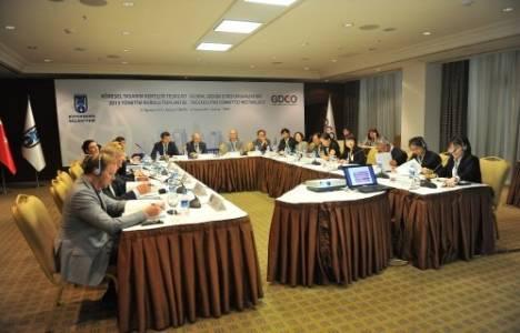 Küresel Tasarım Kentleri Teşkilatı toplantısı başladı!