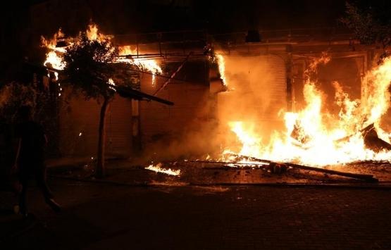 Yangında evleri hasar gören vatandaşlara kira yardımı yapılacak!