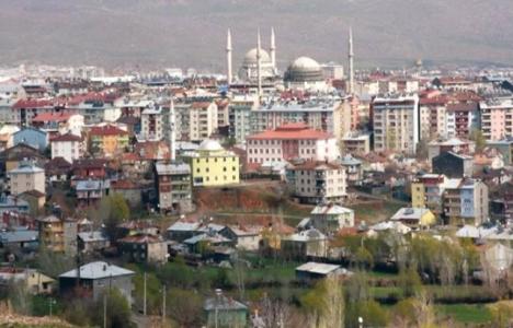 Bingöl'e bin 270 deprem konutu inşa edilecek!