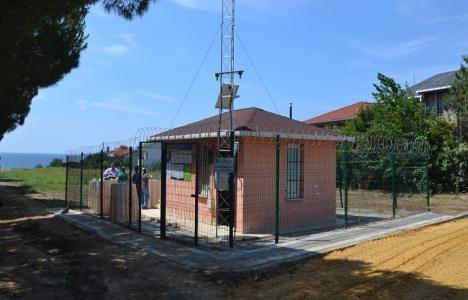 Silivri'de deprem tahmin istasyonu hizmete girdi!