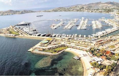 Palmali Otelcilik Bodrum'a 2'nci yat limanını yapacak!