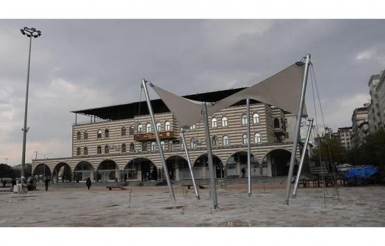 Diyarbakır Dağkapı meydanına kentsel yenileme projesi!