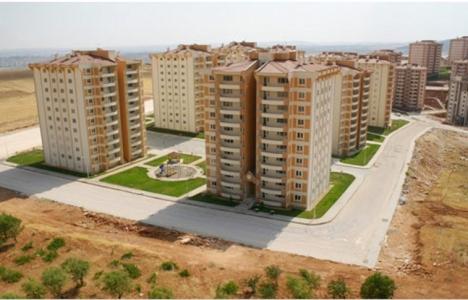 TOKİ Gaziantep'e 50