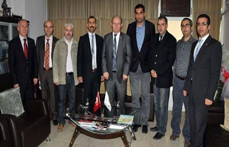İMO Adana'dan başkan