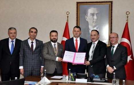 Kırıkkale Silah İhtisas OSB'de arsa tahsisleri başladı!