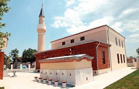 Fatih Sultan Mehmet'in yaptırdığı cami restore edildi!