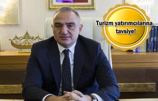 Bakan Ersoy: Otellerimin