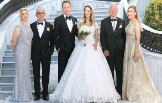 Hüseyin Ağaoğlu'nun oğlu Onur Ağaoğlu evlendi!