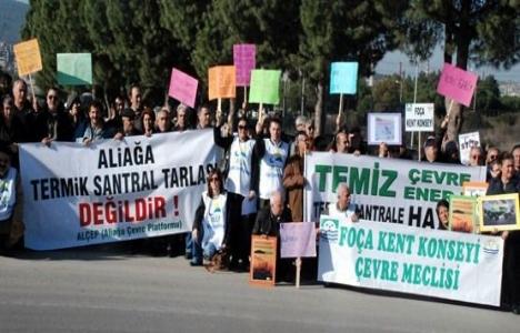 İzmir Aliağa Termik