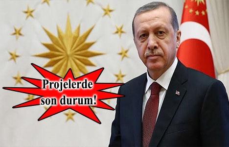 Cumhurbaşkanı Erdoğan: Mega