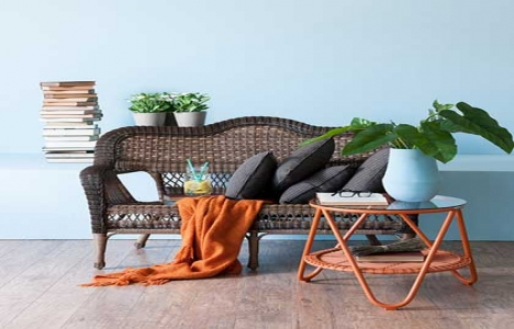 Dekorasyon terapi bahar