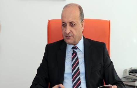 Yücel Yaşar: İzmir'de teknokent konsepti planlıyoruz!
