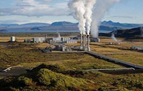 Erzincan'da jeotermal kaynak alanı ihalesi yapılacak!