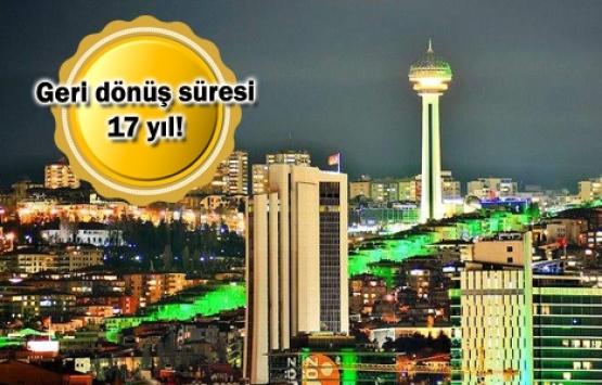 Ankara'da ortalama konut