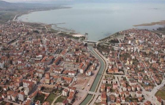Beyşehir'de 3.7 milyon