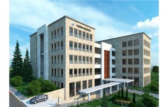Kandıra belediyesi yeni hizmet binasının ihalesi yapıldı!