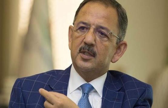 Mehmet Özhaseki: Ankara'yı büyütecek yeni projeler hazırlıyoruz!
