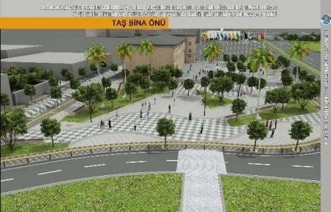 Mersin'de 'Kentsel Tasarım Projesi' başladı!