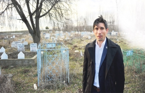 Sulusaray Belediyesi'nin 2 mezarlık arazisine haciz geldi!