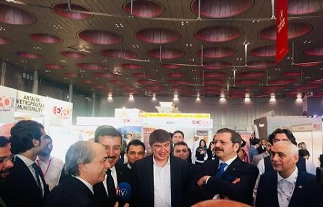 Antalya projeleri Katar'da
