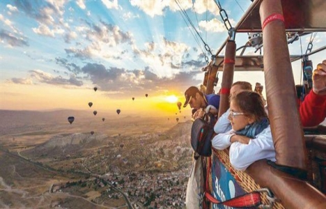 Türkiye, turist girişlerinde