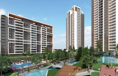 Göl Panorama Evleri vaziyet planı!